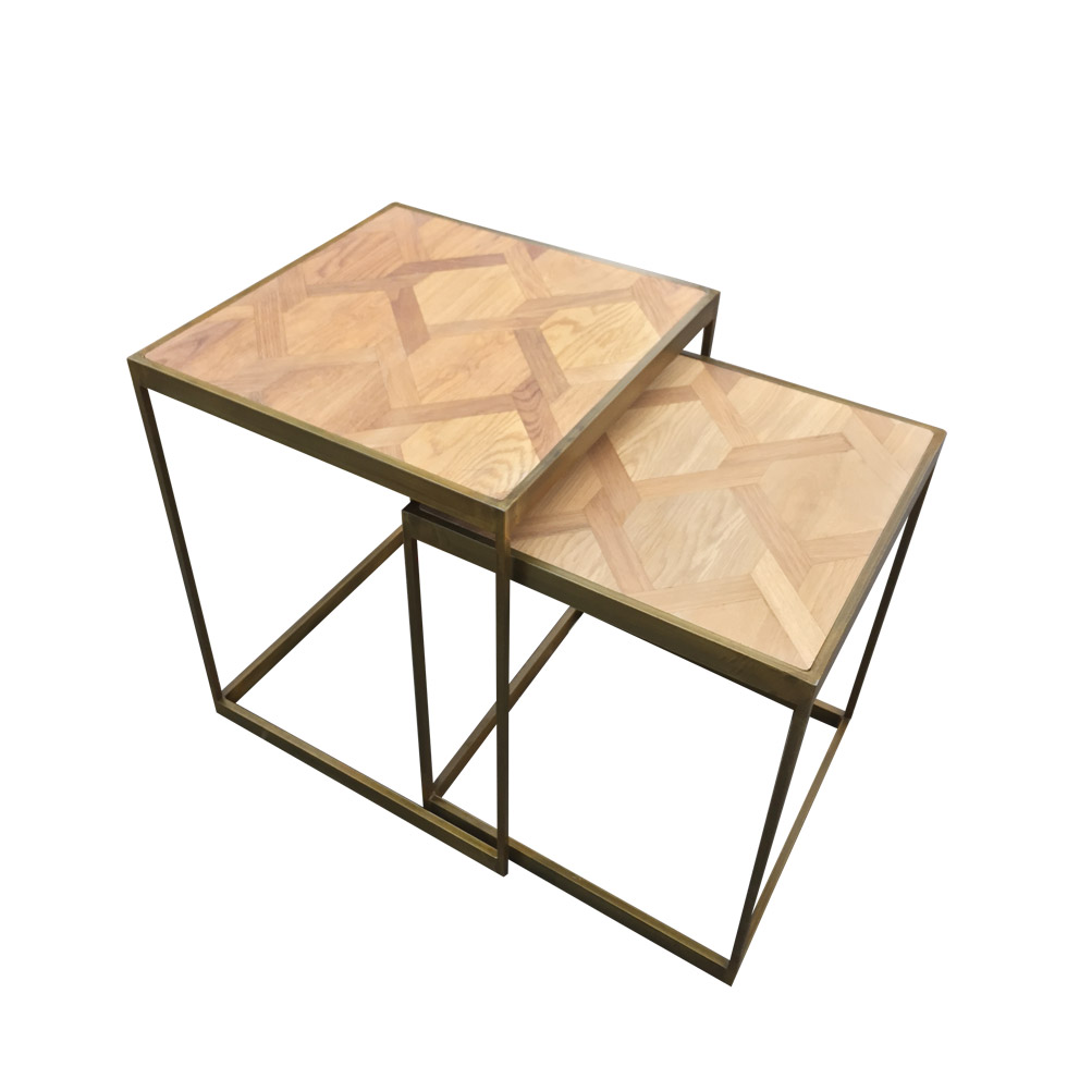 Gramercy, Столик приставной FRANKET SIDE TABLE, арт. 522.014