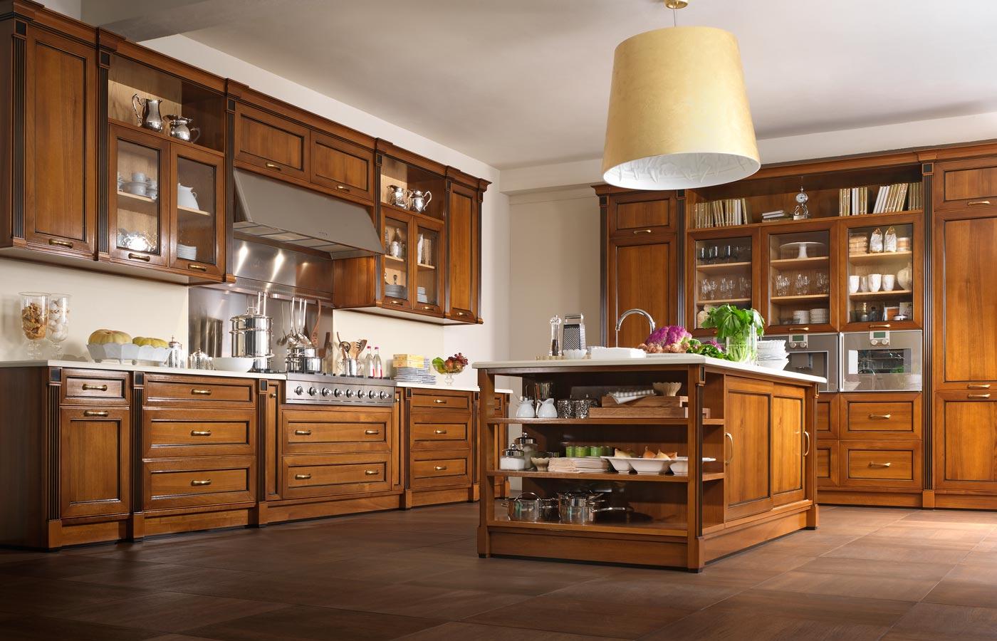 FM BOTTEGA D`ARTE, Кухня модель Milano | стоимость в Казани