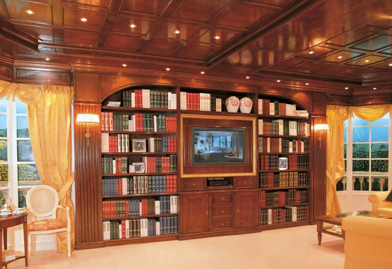 Библиотека mono studio.