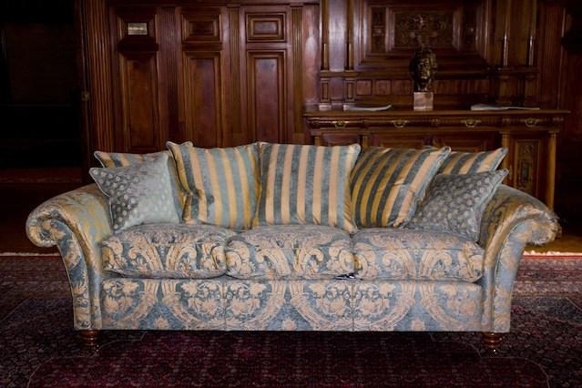 Английская мебель для тех, кто ценит красоту и уют